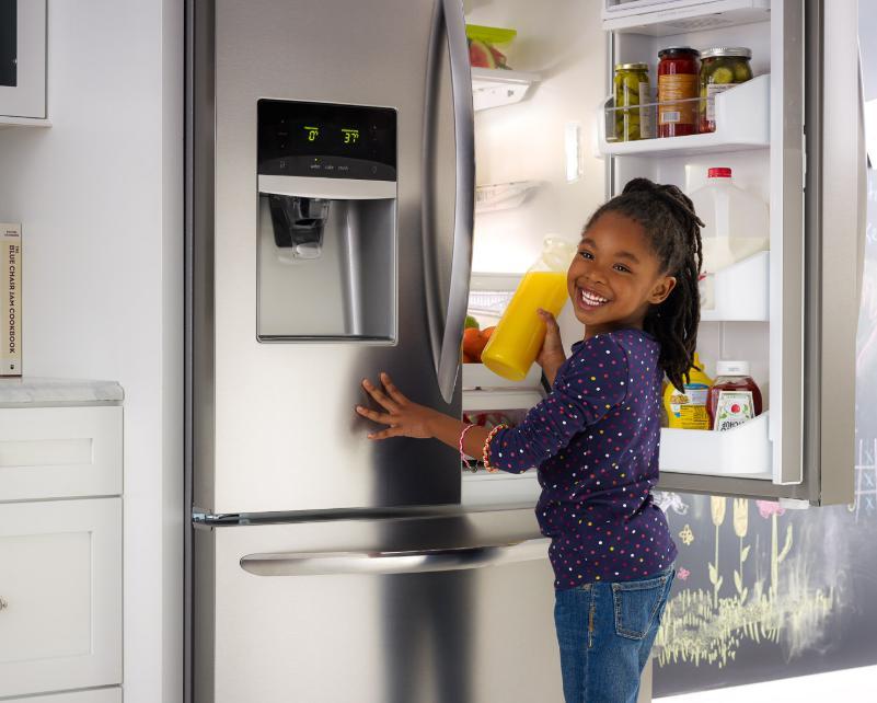 استخدام الثلاجة