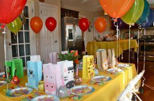 تنظيم حفلات اعياد ميلاد