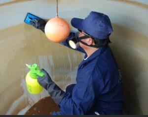 طرق وكيف يتم تنظيف خزان الماء